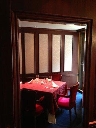 Elysion House Aoyama: 個室が素敵