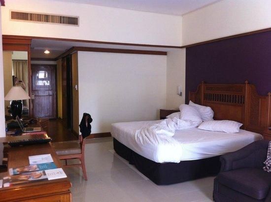 Loei Palace Hotel : My room
