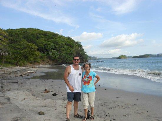 Sugar Beach Hotel: Amazing beach