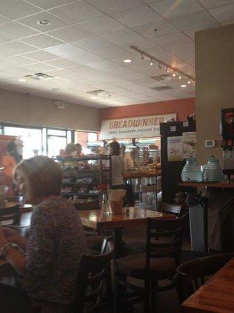 Breadwinner Cafe and Bakery
