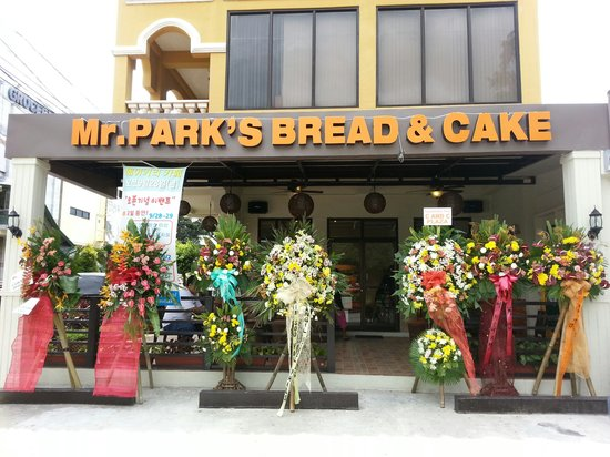 Mr Park S Bread And Cake Pampanga