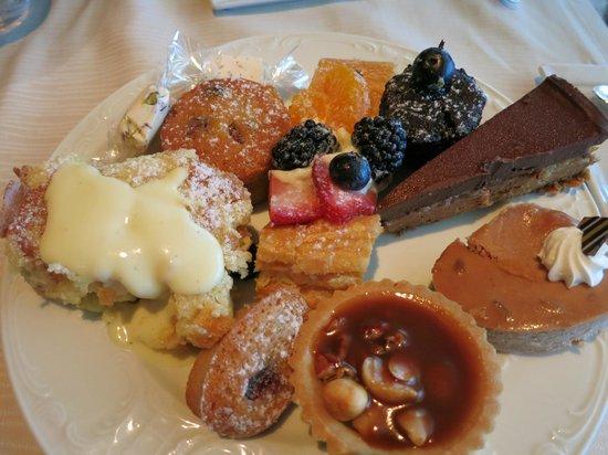 Hoku's: デザートの一部種類