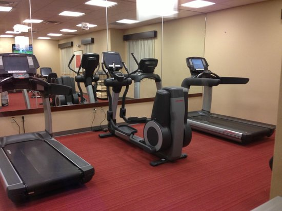 Hyatt Place Portland Airport / Cascade Station: Workout Room