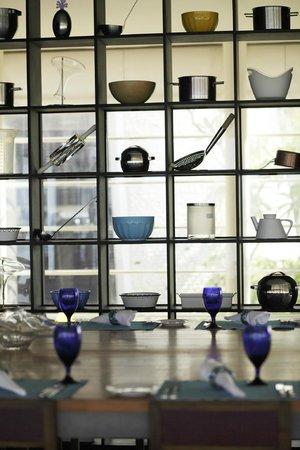 The Kitchen Restaurant: Interior design
