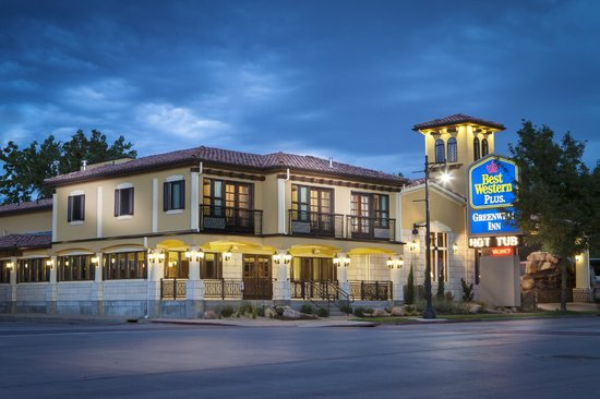 BEST WESTERN PLUS Greenwell Inn: Located in the hub of beautiful downtown Moab