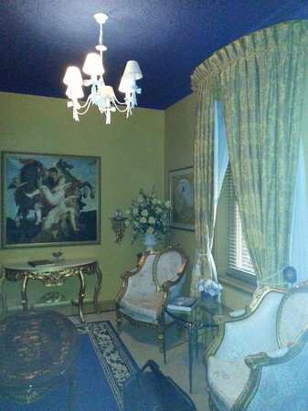 Upstairs Bedroom at the Beverley House