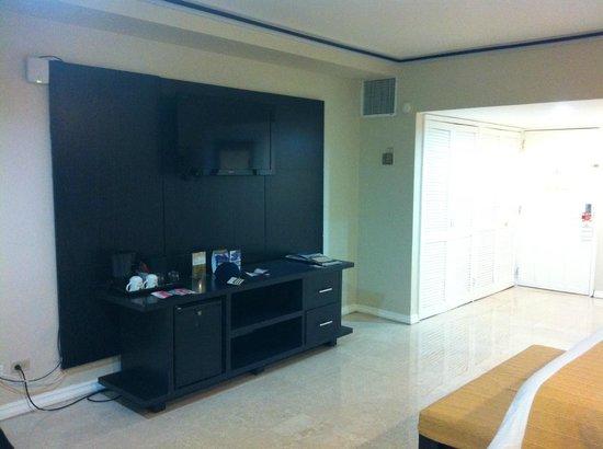 Hotel El Panama: Room was good
