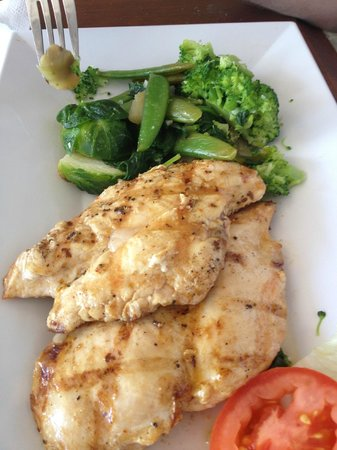 Edelweiss Grill & Bar : Chicken breast