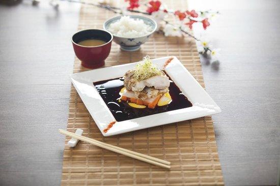Hatsuhana Japanese Restaurant: Set Menu