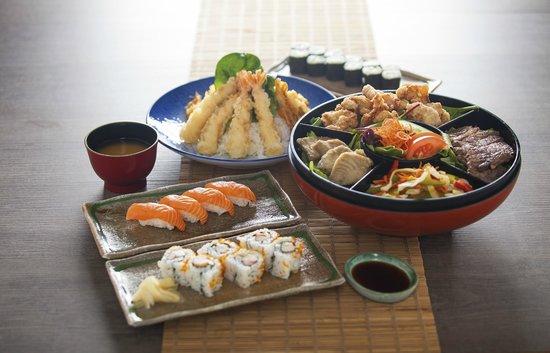 Hatsuhana Japanese Restaurant: Early Bird Banquet