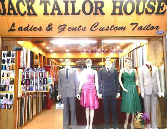 Jack Tailor House
