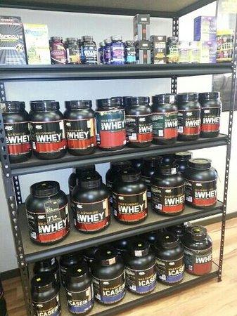 Better Body Cafe: Optimum Nutrition