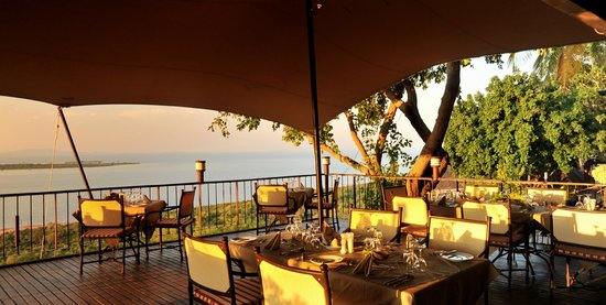 Bumi Hills Safari Lodge & Spa: Al Fresco Restaurant