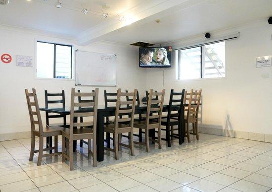 Gonow Family Backpacker : Dinning Room