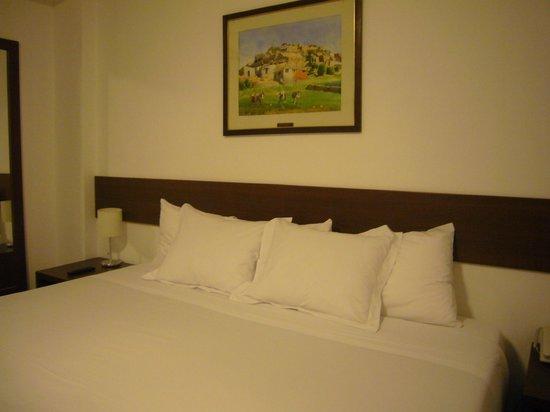 Tierra Viva Arequipa Plaza Hotel : Zimmeransicht