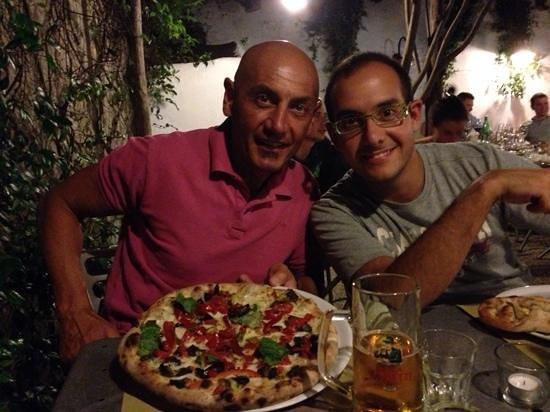 Pizzeria Donna Stella: pizza