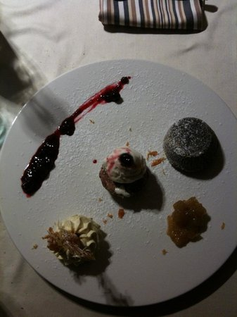 Al Brigantino: Dessert