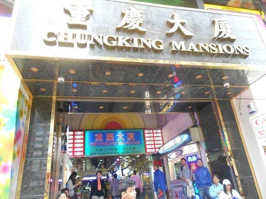 Hong Kong Tai Wan Hotel: exterior at day