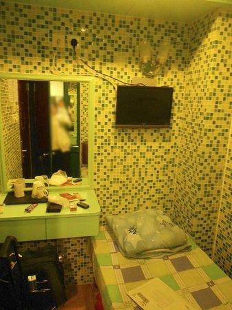 Hong Kong Tai Wan Hotel: room