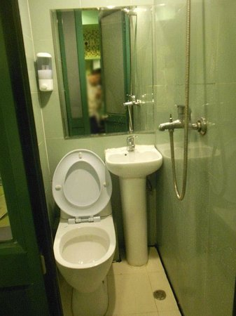 Hong Kong Tai Wan Hotel: bathroom