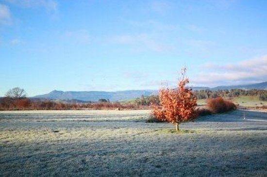 Old Wesleydale Heritage Accomodation: winter in old wesleydale