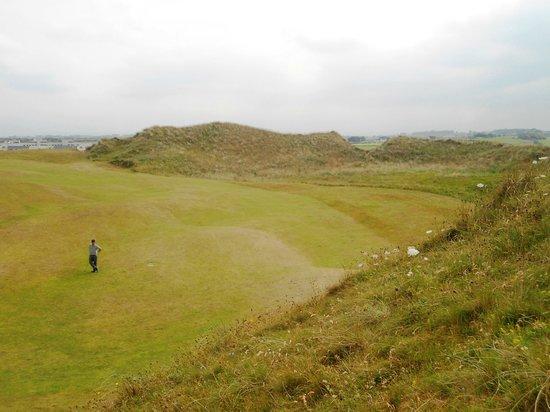 Enniscrone Golf Club: Second Fairway at Enniscrone Golf Course