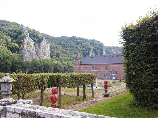 Chateau de Freyr : Mooi tuin
