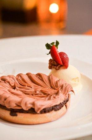 Sirocco Restaurant : Dessert
