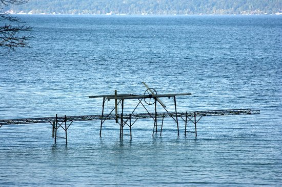 Cayuga Lake : Dock