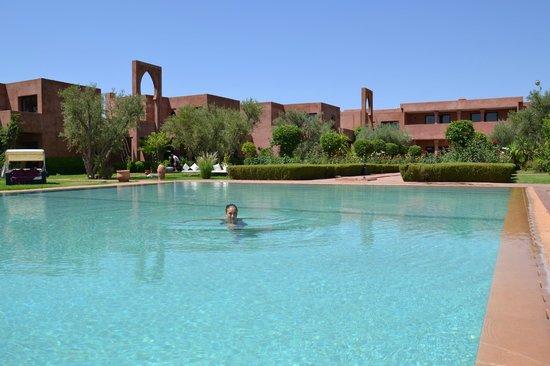 Les Jardins de Zyriab Resort & Spa : jardin de ziryab