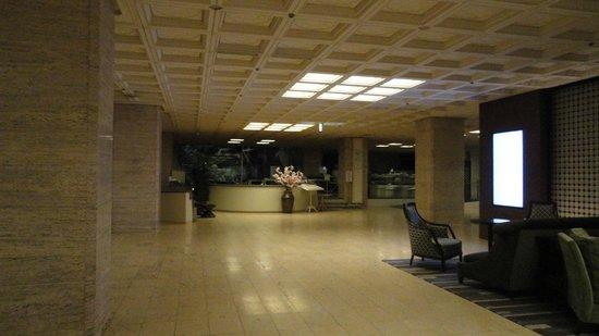 Tokyo Prince Hotel: l'entrée