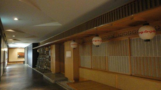 Tokyo Prince Hotel: un resto dans l'hotel