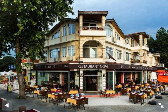Novi restaurant of scandinavia