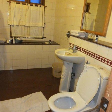 Windermere Estate : salle de bain