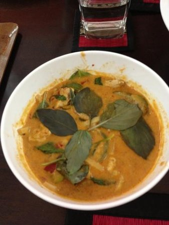 Phuket Thai Cooking Class : Mouth watering red curry