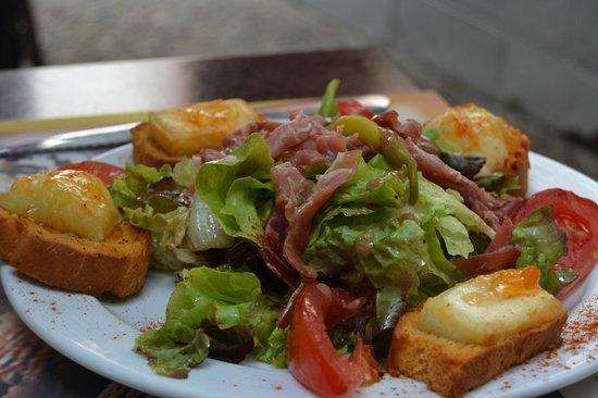Aintzina : Salade