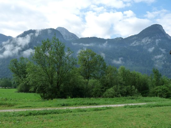 Resort Obertraun: View from te house