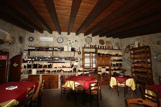Al Lago Verde: restaurant of the hotel