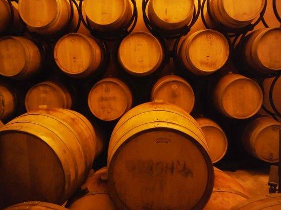 O'Vineyards: Storeroom