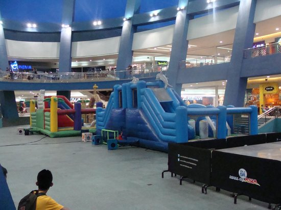 SM Mall of Asia: Kids' Play Area