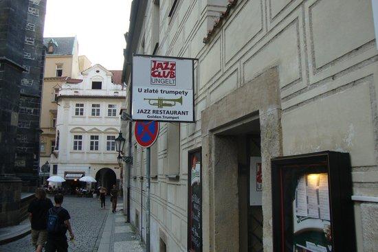 Jazz Club Ungelt: Jazz Club Ungelt
