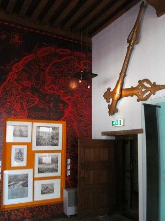 Historisch Museum Den Briel: Brielle Historic Museum, former scales area