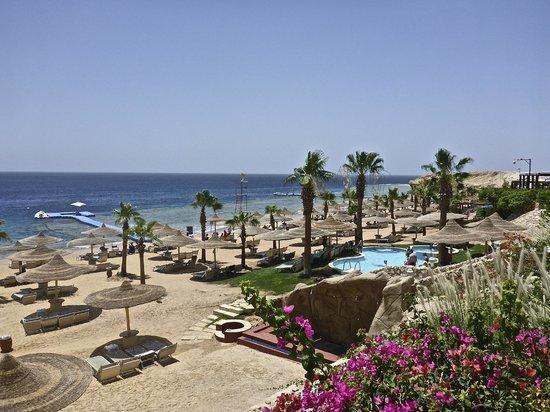 Savoy Sharm El Sheikh: the beach