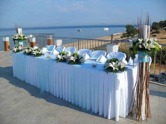 Regina Dell Acqua Resort: wedding