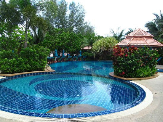 Koh Chang Paradise Resort & Spa: Бассейн