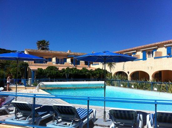 Citotel Hostellerie de la Nartelle : Vue générale de l'Hôtel
