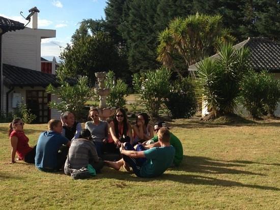 Hosteria San Carlos Tababela: Añade un título