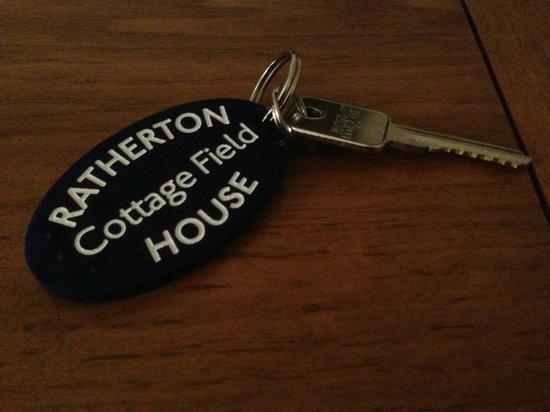 Ratherton House: Key