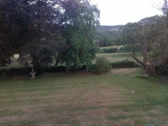 Ratherton House: View from Cottage View