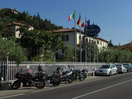 Hotel Fraderiana: Außenansicht des Hotels